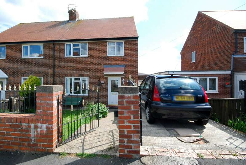 3 Bedrooms Semi Detached House for sale in Rothbury, Ryhope