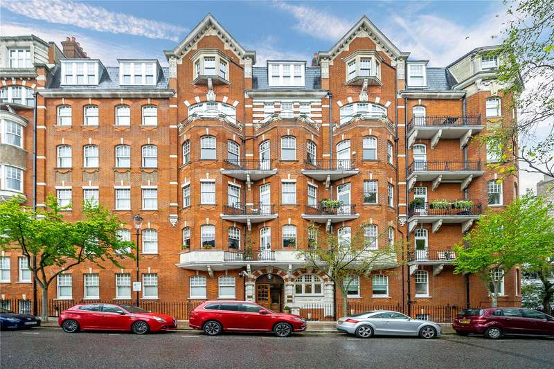 3 Bedrooms Apartment Flat for sale in Campden Hill Court, Campden Hill Road, London, W8