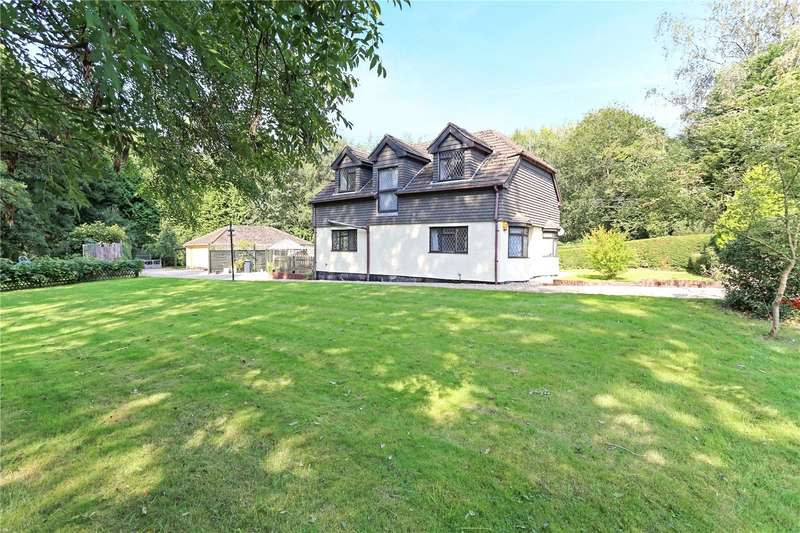 4 Bedrooms Detached House for sale in London Road, Liphook, Hampshire, GU30