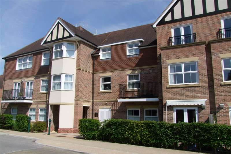 2 Bedrooms Retirement Property for sale in Frobisher House, 5-6 Tudor Court, Liphook, Hampshire, GU30