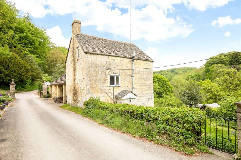 2 Bedrooms Detached House for sale in Far End, Sheepscombe, Stroud, Gloucestershire, GL6