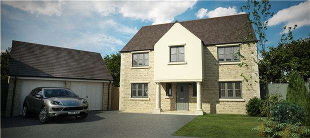 4 Bedrooms Detached House for sale in Plot 33 Hares Chase, Cricklade, SWINDON, SN6 6HF