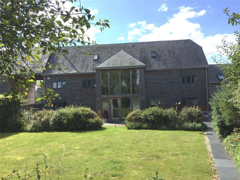 4 Bedrooms House for sale in West Farm Barns, Knook, Warminster, Wiltshire, BA12