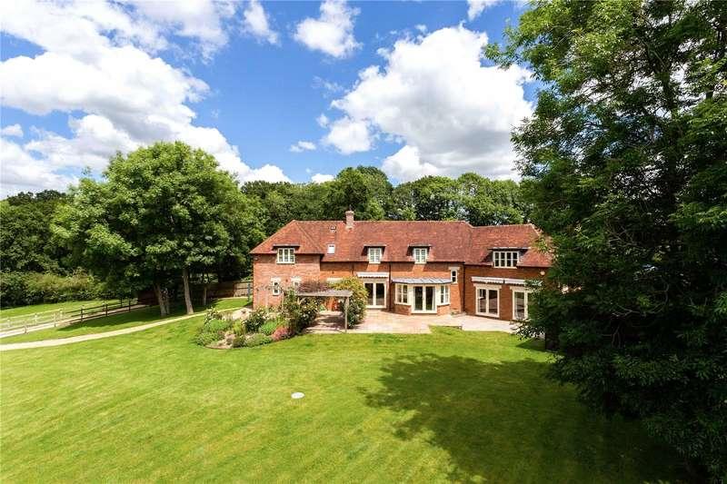 5 Bedrooms Detached House for sale in East Grimstead, Salisbury, Wiltshire, SP5