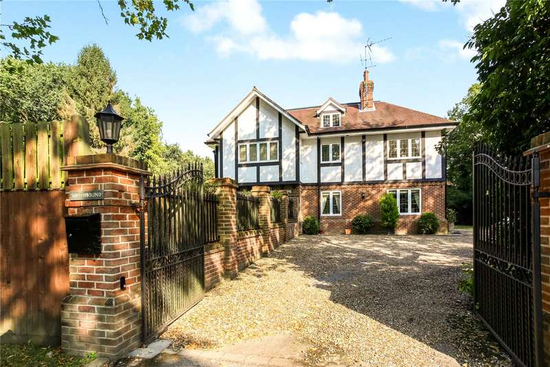 5 Bedrooms Detached House for sale in Fireball Hill, Ascot, Berkshire, SL5