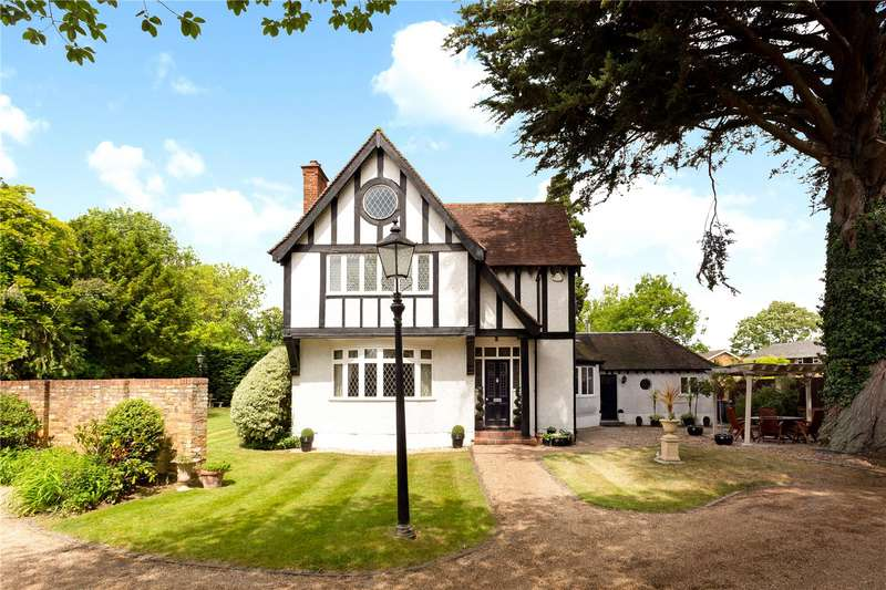 5 Bedrooms Detached House for sale in Winkfield Road, Windsor, Berkshire, SL4
