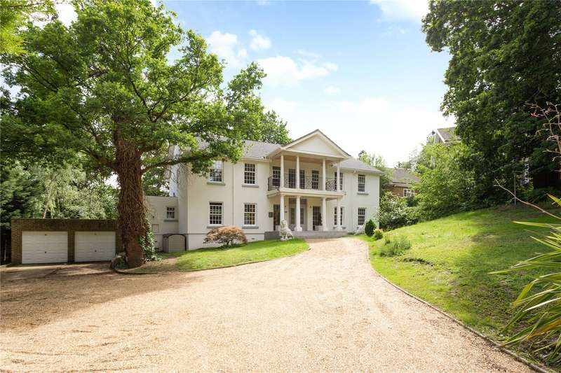 4 Bedrooms Detached House for sale in Dower Park, St Leonards Hill, Windsor, Berkshire, SL4
