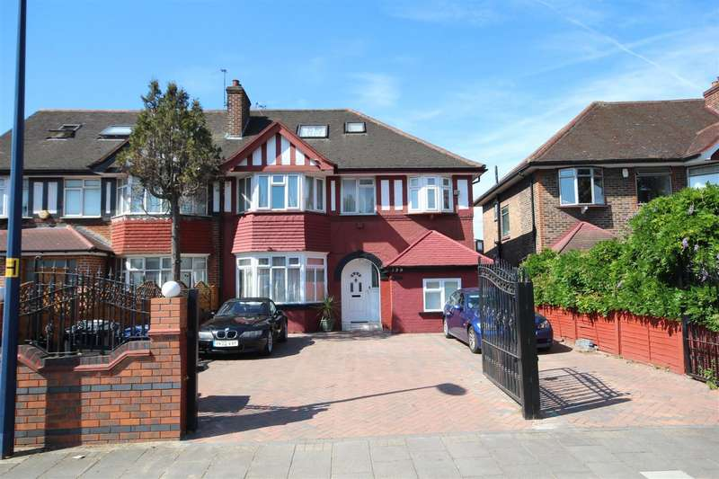 5 Bedrooms Semi Detached House for sale in Western Avenue, London