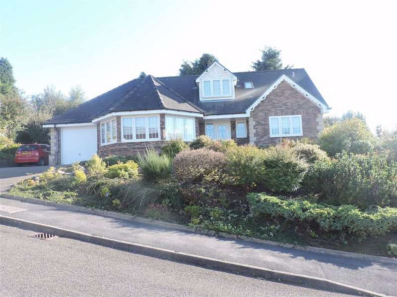 4 Bedrooms Property for sale in Brynmawr Avenue, Ammanford