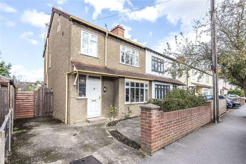 3 Bedrooms Semi Detached House for sale in College Crescent, Windsor, Berkshire, SL4