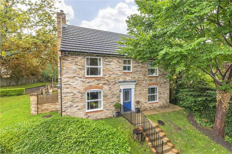 4 Bedrooms Detached House for sale in Limekiln House, Arthington Lane, Pool in Wharfedale, Otley