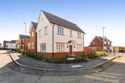 3 Bedrooms Detached House for sale in HANSLOPE FIELDS, Castlethorpe Road, Hanslope