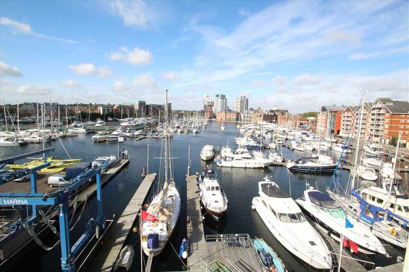 2 Bedrooms Apartment Flat for sale in Neptune Marina, IP3