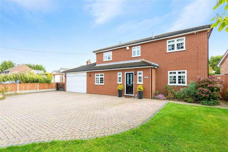 4 Bedrooms Detached House for sale in Maldon Road, Hatfield Peverel, Chelmsford, Essex, CM3