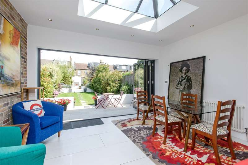 4 Bedrooms Terraced House for sale in South Park Road, Wimbledon, London, SW19