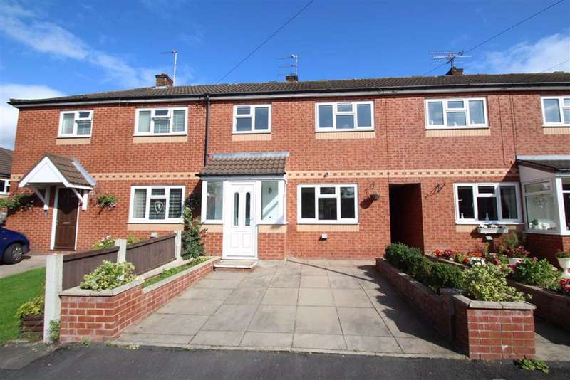 3 Bedrooms Terraced House for sale in Primrose Bank, Bowdon, Altrincham