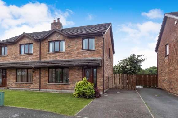 3 Bedrooms Semi Detached House for sale in 7 The Beeches Manor, Stoneyford