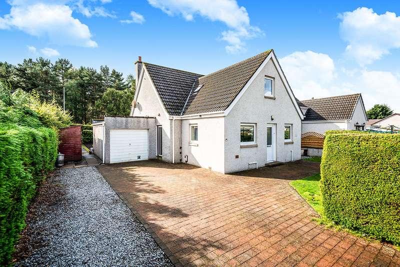 4 Bedrooms Semi Detached House for sale in Balnacoul Road, Mosstodloch, Fochabers, Morayshire, IV32