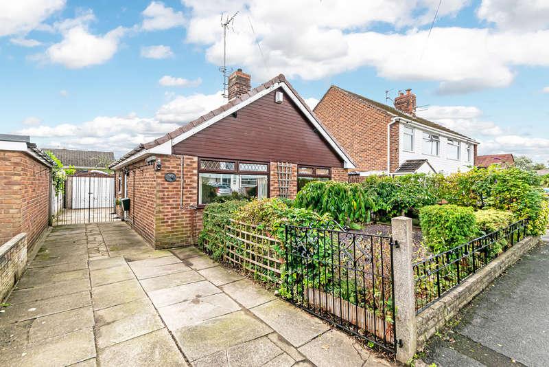 2 Bedrooms Detached Bungalow for sale in Parksway, Woolston, Warrington