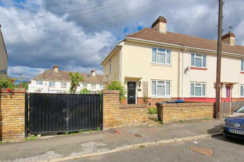 3 Bedrooms End Of Terrace House for sale in Lewis Road, Mitcham, CR4 3DF