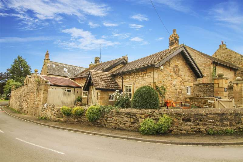 3 Bedrooms Detached House for sale in Ovington, Prudhoe