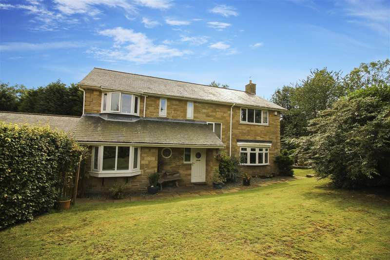 4 Bedrooms Detached House for sale in Briery Hill Lane, Morpeth