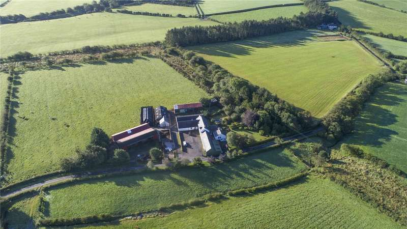 6 Bedrooms Farm Commercial for sale in North Auchenbrain Farm, By Mauchline, East Ayrshire, KA5