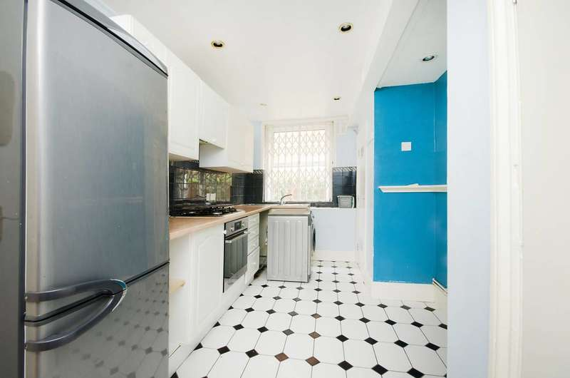 1 Bedroom Maisonette Flat for sale in Lewin Road, Streatham Common, SW16