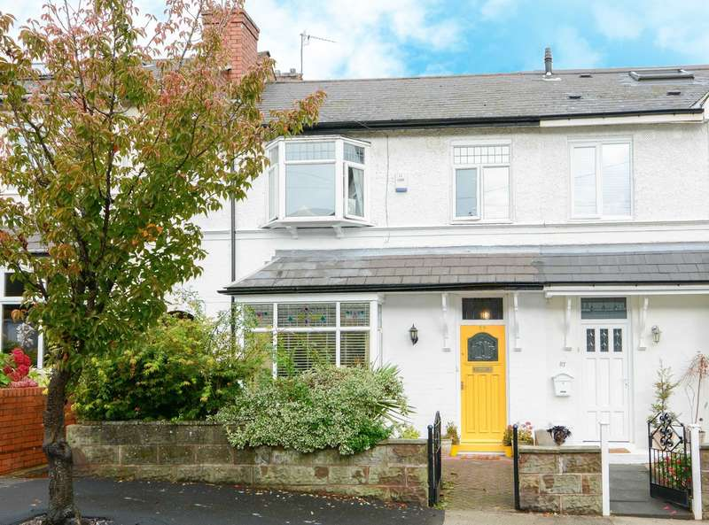 3 Bedrooms Terraced House for sale in Upper St Marys Road, Bearwood , B67