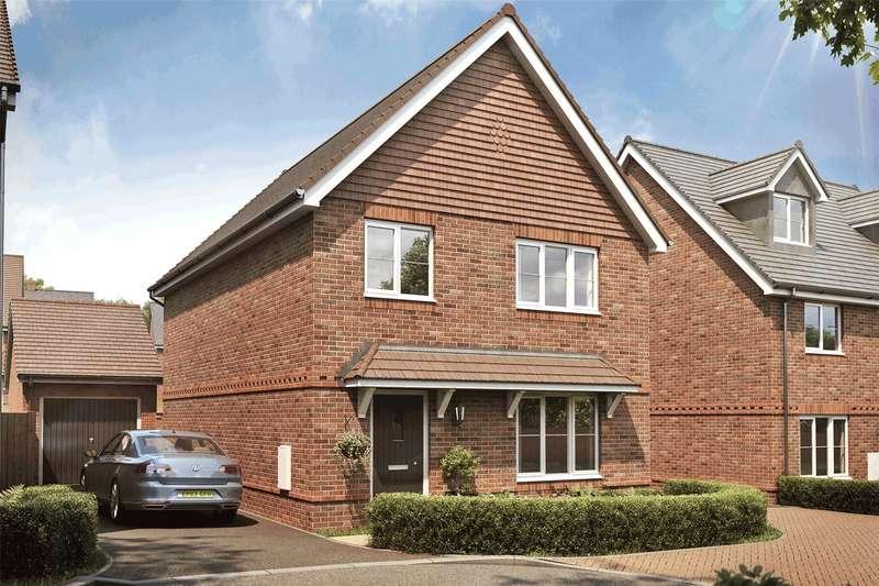 4 Bedrooms Detached House for sale in Oak Park, Longmoor Road, Liphook, Hampshire, GU30