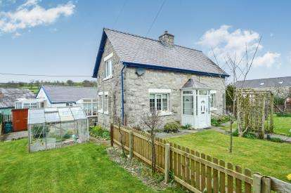 4 Bedrooms Detached House for sale in Dolwen, Abergele, Conwy, North Wales, LL22