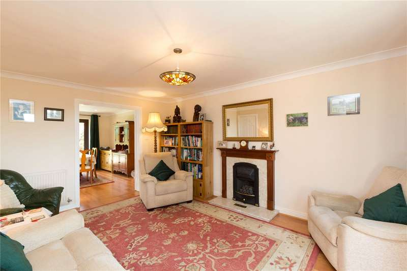 3 Bedrooms Detached House for sale in Fair View, Stockenhill Road, Leominster, HR6