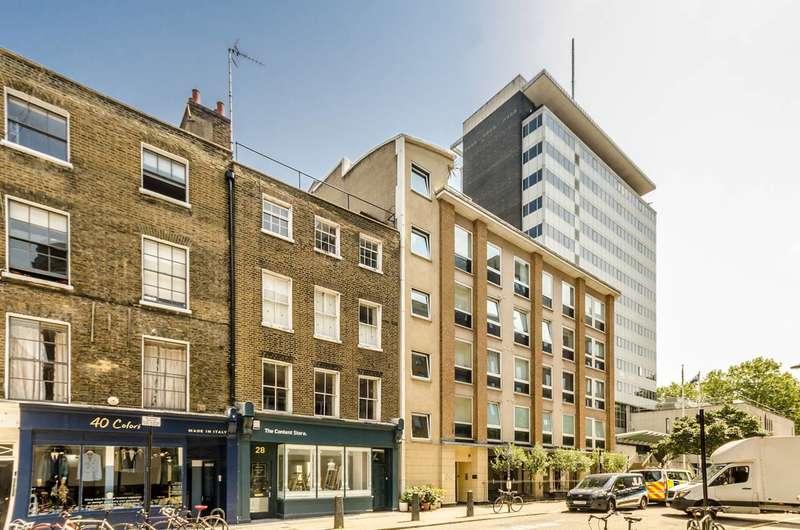 2 Bedrooms Flat for sale in Lambs Conduit Street, Bloomsbury, WC1N