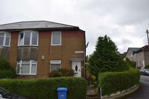 2 Bedrooms Flat for sale in 417 Chirnside Road, Hillington, G52