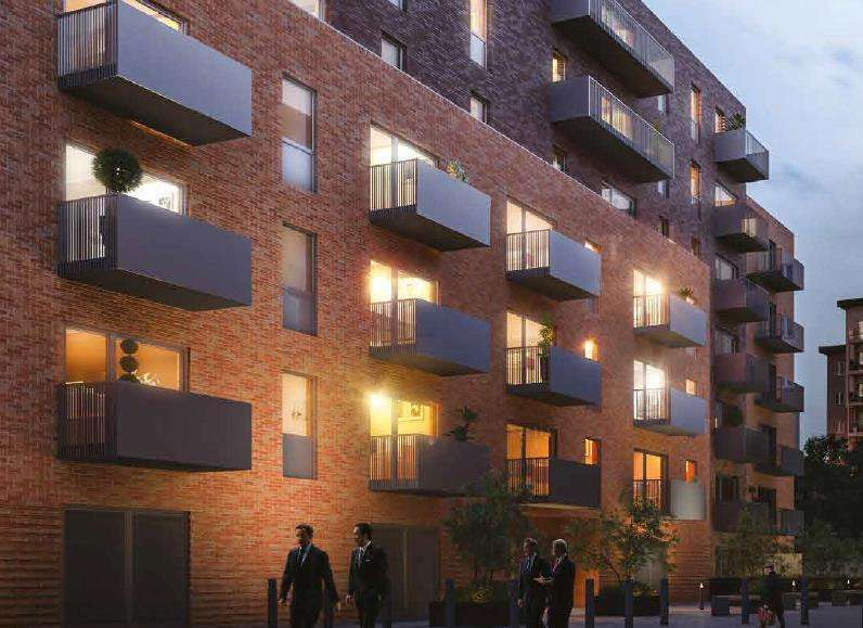 1 Bedroom Apartment Flat for sale in Iron House, The Metalworks, Slough, Berkshire, SL2