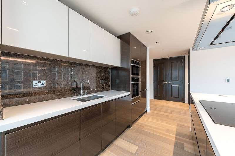 2 Bedrooms Apartment Flat for sale in Thomas Earle House, Warwick Road, Kensington, W14