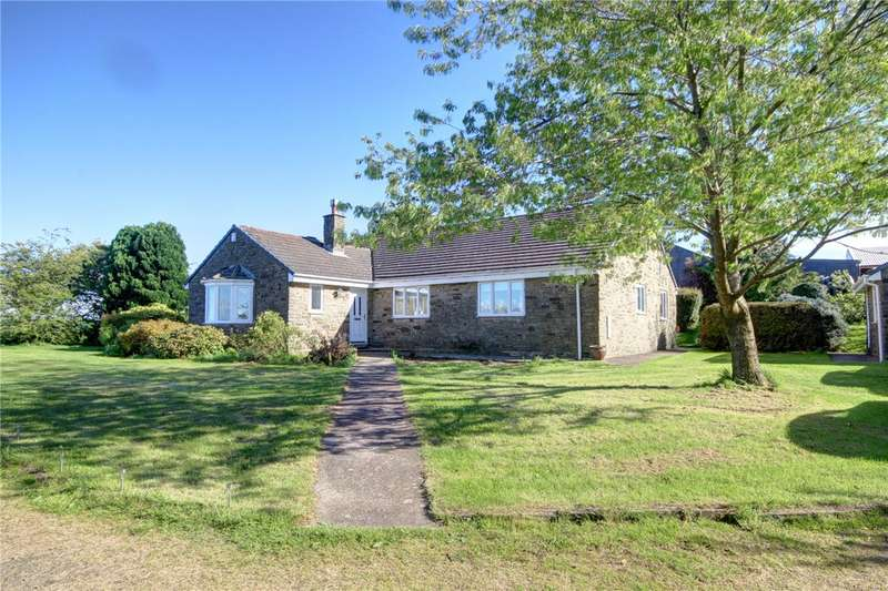 4 Bedrooms Detached Bungalow for sale in Satley, Durham, DL13