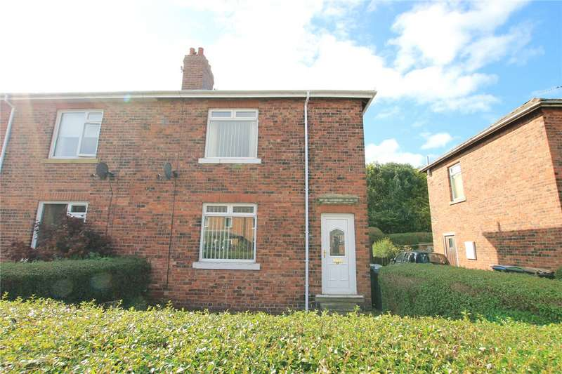 2 Bedrooms Semi Detached House for sale in Holly Terrace, Burnopfield, Newcastle upon Tyne, NE16