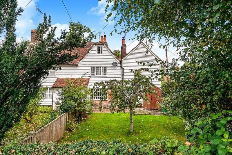 3 Bedrooms House for sale in Quaker Lane, Cranbrook, Kent, TN17