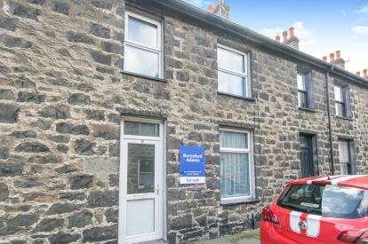 3 Bedrooms Terraced House for sale in Erasmus Street, Penmaenmawr, Conwy, LL34