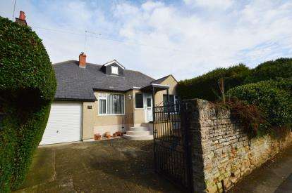 3 Bedrooms Detached House for sale in High Street, Weston Favell Village, Northampton, Northamptonshire