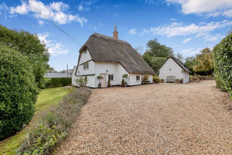 3 Bedrooms Detached House for sale in High Street, Abbotsley, St Neots, PE19