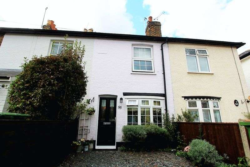 3 Bedrooms Property for sale in Rushett Close, Thames Ditton