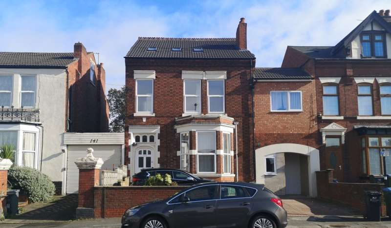 13 Bedrooms Terraced House for sale in Bearwood Road, Smethwick, West Midlands, B66 4LN
