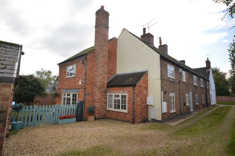 4 Bedrooms Cottage House for sale in Main Street, Frolesworth, Leicester, LE17 5EG