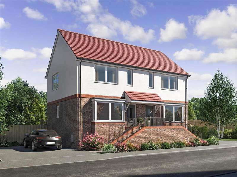 2 Bedrooms Semi Detached House for sale in Lucas Close, , Queenborough, Sheerness, Kent