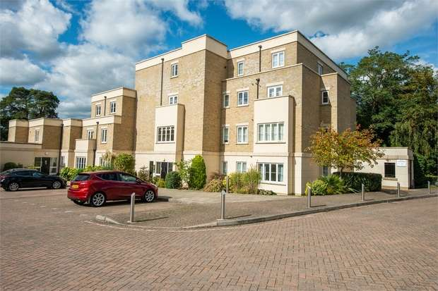 2 Bedrooms Flat for sale in Providence Park, Southampton, Hampshire