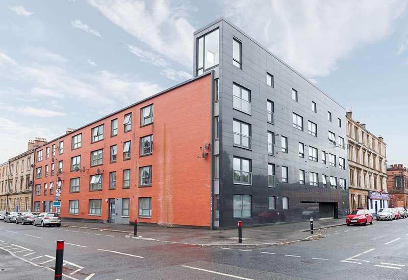 2 Bedrooms Flat for sale in Lorne Street, Kinning Park, Glasgow, G51 1DP