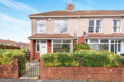 3 Bedrooms End Of Terrace House for sale in Alexandra Gardens, Bristol, Somerset