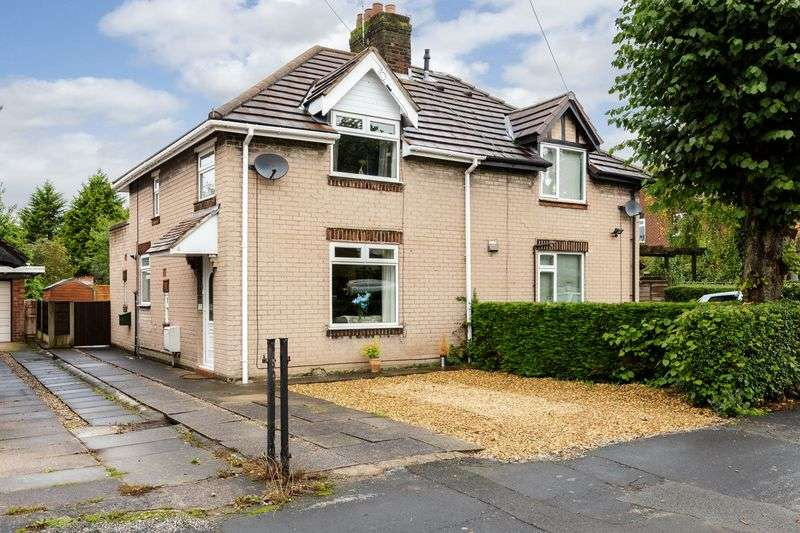 2 Bedrooms Property for sale in Hickson Street, Barnton, Northwich